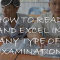 How to Read and Excel in any Type of Examination or Assessment